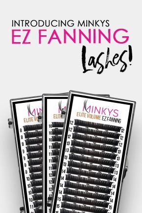 EZ Fanning Lashes, Get them now!
