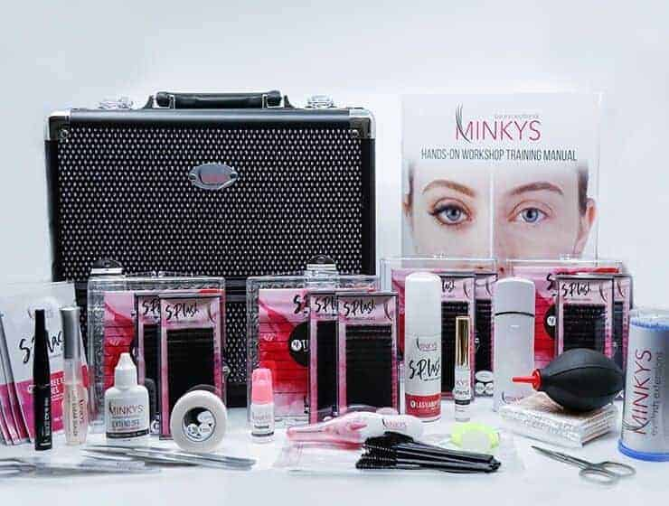 Eyelash Extensions Training And Certification By Minkyseyelash