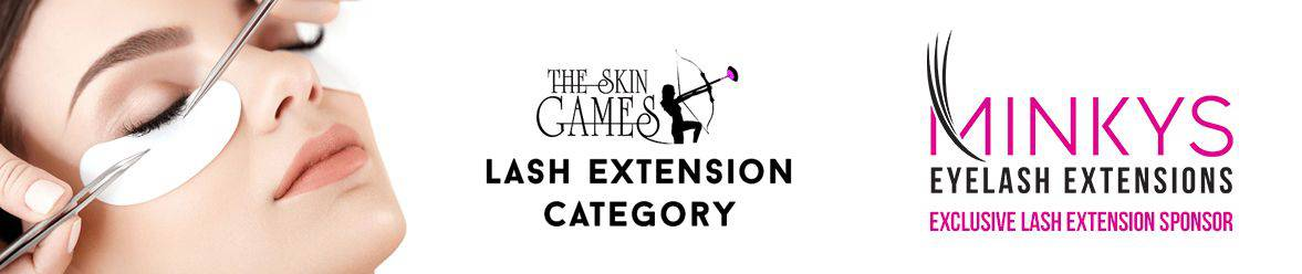 The Skin Games Exclusive Lash Sponsor